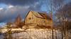 Standing Proud (downstreamer) Tags: antrim michigan barn building outbuilding sky winter ellsworth unitedstates us