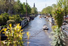 Amsterdam - Canal dans le Jordaan (Nicolas Vollmer) Tags: amsterdam paysbas hollande netherlands amstellodamois capitale europe canaux unesco canal bateau jordaan