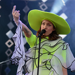 Little Dragon (KristHelheim) Tags: littledragon rockenseine2017