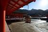 厳島神社 (mk_is_here) Tags: 宮島 japan hiroshima miyajima 日本 廣島 厳島 itsukushima nikon d800