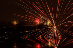 New Year's Eve 2017 (sicksadlittleworld) Tags: 2017 silvester2017 alster feuerwerk firework germany hamburg newyearseve wasser water fireworks celebration night display longexposure illumination lights