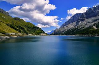 Day 32 - Fedaia Lake