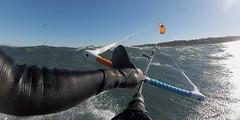 Bonne année mon spot (waielbi) Tags: kiteboarding kitesurf kite kitesurfing kitesurfer kitebeach kiteboarder wave stormkitesurfing squall almanarre hyères
