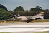 RF-4C 64-1057 106TRS AL ANG (spbullimore) Tags: f4 rf4c phantom 106trs al ang alabama usa usaf coltishall 1983 641057 117trw