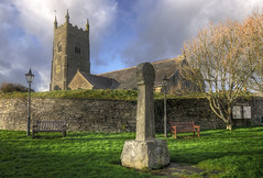 St Nun's Church, Pelynt, Cornwall (Explored) (Baz Richardson) Tags: cornwall pelynt stnunschurchpelynt gradeilistedbuildings churches explored