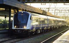 TFL Rail at Stratford (SP Railways) Tags: railway trains uk british stratford emu class345 345007