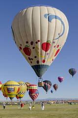 2017 Albuquerque Hot Air Balloon Festival 2 (rschnaible (Not posting but enjoying your posts)) Tags: albuquerque balloon fiesta hot air new mexico west western southwest us usa sport color colorful fly flight vehicle transportation
