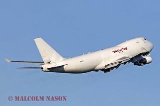 B747-4B5F N701CK KALITTA AIR 2