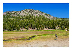 The photographer (philippe*) Tags: lassen landscape california photographer