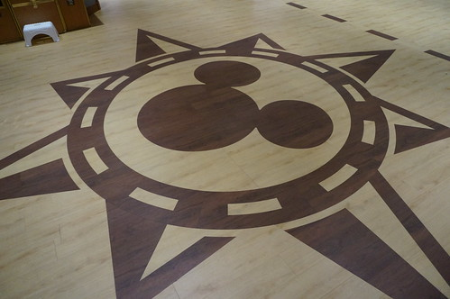 "Floor of the Disney Wonder Oceaneer Lab • <a style=""font-size:0.8em;"" href=""http://www.flickr.com/photos/28558260@N04/25142935738/"" target=""_blank"">View on Flickr</a>"