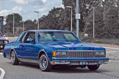 Chevrolet Caprice Classic Coupé 1978 (2364)