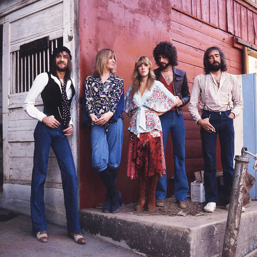 Fleetwood Mac fan photo