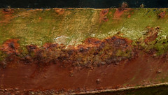 A Fave Subject in a Fave Place of Mine - 3 (catchesthelight) Tags: colorful workingboats seaside eastsussex hastingsuk travel boats maritimeshore rust peelingpaint fishingboats hastingsengland englishchannel shingle