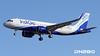 Indigo A320-271N msn 7192 (dn280tls) Tags: fwwir vtivf indigo a320271n msn 7192