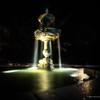 La fontaine (Oliver 6455) Tags: illuminations map noel nuit pau