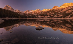 Daybreak At South Lake (chasingthelight10) Tags: events photography travel landscapes canyons creeks forests foliage nature mountains places california bishopcreekcanyon easternsierranevada sierranevada bishopcreek northlake sabrinalake southlake