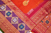 GDL006006B (Anivartee.) Tags: handwoven silk saree