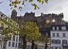 Heidelberg Castle (trainmann1) Tags: nikon d7200 nikkor 18200mm amateur handheld honeymoon november fall 2017 germany german europe rhineriver vikingrivercruise vikingcruise viking heidelbergcastle heidelberg castle sunflare trees hilltop buildings massive