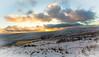 Marsden Moor (rob of rochdale) Tags: marsdenmoor snow winter clouds sunset moor