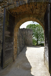 Sainte-Suzanne, Mayenne