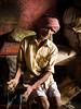 At the Flower Market (TDR Photographic) Tags: india kolkata thedorsetrambler theflowermarket light possibles street