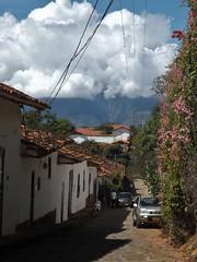 Calle 7, Barichara.