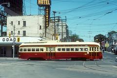 Toronto Transit #4313 (Jim Strain) Tags: jmstrain ttc transit toronto ontario canada pcc streetcar railroad railway trolley tram