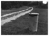 campsite trashcan (mitcho pitch) Tags: campsite traschcan campingplatz mülltonne kiev 88 arsat 80mm f28 orwo np22 1991 r09 urrodinal rodinal old formula 140 1200 min foma fomaspeed variant 312 adox neutol liquid ne