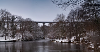 Pontcysyllte Aquaduct, North Wales