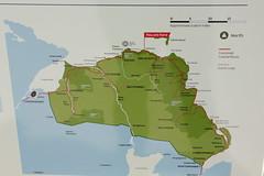 IMG_3677 (avsfan1321) Tags: ireland northernireland countyantrim unitedkingdom uk giantscauseway causewaycoast wildatlanticway sign map