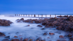 Nigg Fence-2.jpg (___INFINITY___) Tags: 1740 2017 6d aberdeen blue canon darrenwright dazza1040 eos infinity longexposure scotland sea seascape