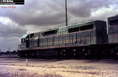 J062 L253 Forrestfield Loco Depot (RailWA) Tags: railwa philmelling westrail joemoir l253 forrestfield loco depot