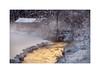 Golden river (Ernst Haas) Tags: wipptalundseitentäler d850 snow winter jahreszeiten gschnitz mist frost tirol ~what laender weather oesterreich ~naturalphenomenon