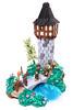Rapunzel Reversal (Graham Gidman) Tags: lego castle rapunzel medieval tower youtube grahamthebuilder