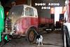 BUON ANNO - HAPPY YEAR 2018 (marvin 345) Tags: alfaromeo alfaromeo455 truck trucks truckvintage italiantruck camion camionautocarriitaliani camionitaliani autocarro oldtruck lombardia italia italy cane dog