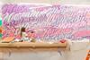 1-68 (Corey Seith Burns) Tags: graffiti art artist artists illusions losangeles hollywood paint lettering handlettering artchemists museumofillusions street california cali