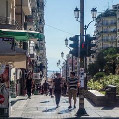 Der Dimitriou-Gounari-Boulevard (PWeigand) Tags: chalkidiki dimitriougounariboulevard thessaloniki δημητρίουγούναρη θεσσαλονίκη decentralizedadministrationof griechenland decentralizedadministrationofmacedoniaandthrace