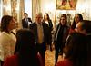 Charla líderes hispanos con el ministro Alfonso Dastis