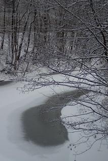 Vinter på Lilleaker