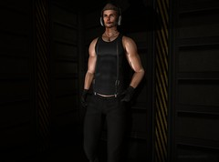 The mechanic (AW02) Tags: sl secondlife photography fashion