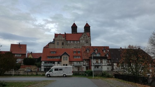 Quedlinburg Burg