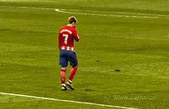 Una tarde de futbol II (Juanmces) Tags: juanmcesworpresscom futbol campo jugadores balón verde madrid atléticodemadrid hierba deporte