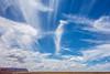 Cloud rainbow (kevin dooley) Tags: cloud rainbow cloudrainbow az89a arizonahighways