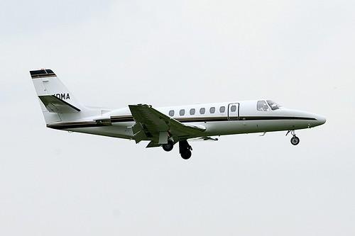 G-KDMA Cessna 560 Citation Encore Coventry(4)