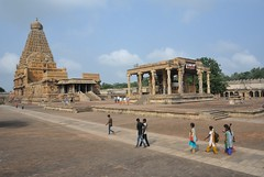 Sri Brihadeswara 7 (wfung99_2000) Tags: sri brahadeswara tanjore sribrahadeswara tamilnadu chola hindu unesco dravidian architecture shiva temple india brihadisvara