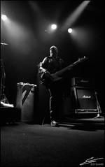 Stephen Edmondson (eddysummersphotography) Tags: paradiselost music live metal heavymetal gothic doommetal doom gig metrotheatre sydney2017 stephenedmondson stage concert guitar bassguitar