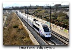 TGV 2N2 EURODUPLEX (Andreu Anguera) Tags: tgv 2n2 euroduplex tren ferrocarril barcelona paris altavelocitat andreuanguera