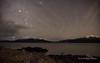 Taking it all in (Traylor Photography) Tags: gemini belugapoint milkyway geminidmeteorshower cloudy alaska constellation sewardhighway lowtide starrynight anchorage