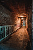 At last there is light at the end of the tunnel -Joseph Alsop- (Lorrainemorris) Tags: hdr light laneway tunnel italy venice