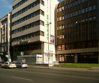 Berlin, Bulgarian Embassy / Hotel Kubrat